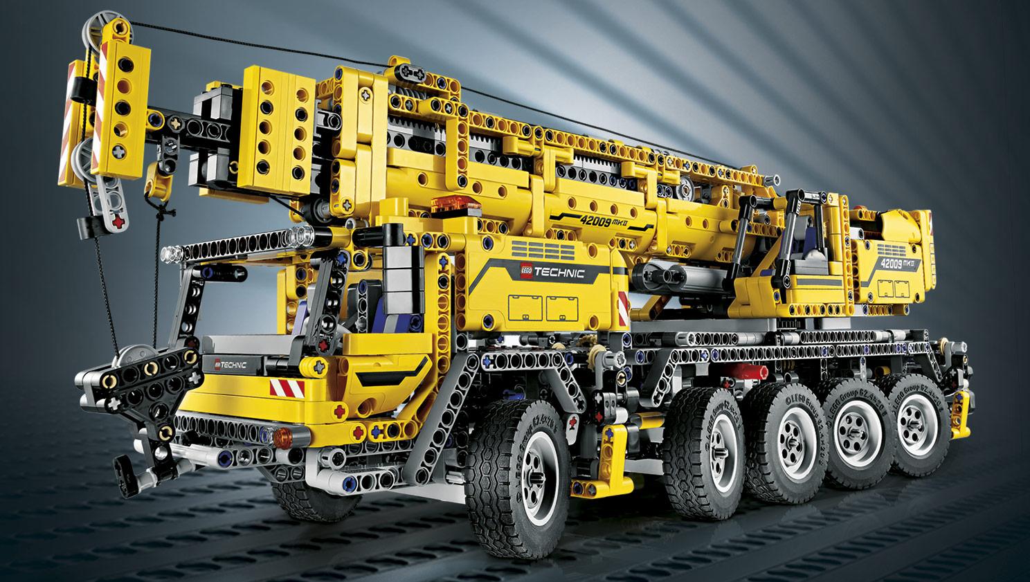 LEGO Technic Building Tip - Layering - ICHIBAN Toys